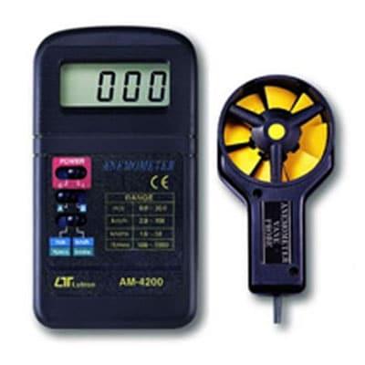 Environment Meters - Anemometer