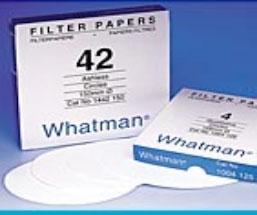 Whatman 1540-042 Quantitative Filter Paper Circles 8 Micron 42.5mm Diameter Pack of 100 Grade 540